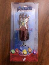 """Hot Toys Marvel Avengers Endgame Nano Gauntlet 3"""" Keychain"""