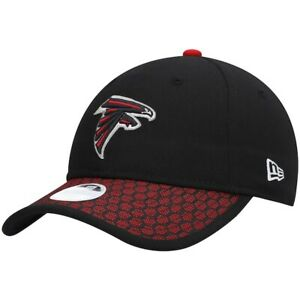 Atlanta Falcons New Era Women's Sideline 9TWENTY Adjustable Hat - Black
