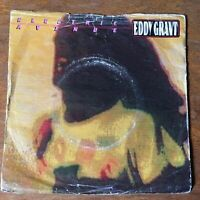 "Eddy Grant -Electric Avenue/Walking On Sunshine- 7"" Vinyl 1982  ICE57 (45/12)"