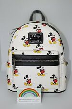 Sac a dos Backpack Loungefly Mickey Disneyland Paris Neuf Disney