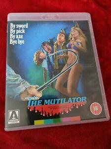 THE MUTILATOR BLU RAY AND DVD COMBI ARROW VIDEO