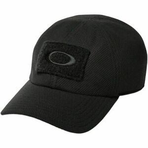 Oakley Mens Men's SI Cap, Black, L/X-Large