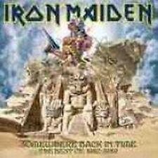 """Iron Maiden-En algún lugar atrás en el tiempo (nuevo) 2 X 12"""" Vinilo Lp"""