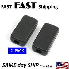 Plastic Box Electronics Enclosure Very Small 2 Pack