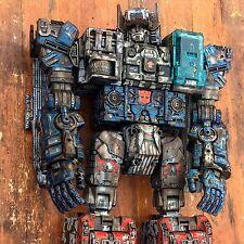 Transformers Generations Titans Return Fortress Maximus Custom High Detail