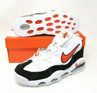 Nike Air Max Uptempo 95 Pippen Chicago Bulls White Black Red CK0892-101 Size 8.5