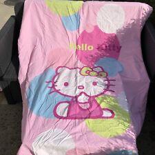 Parure lit 1 personne / Housse de couette Hello Kitty