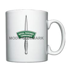 Commando Dagger, Royal Marines - Personalised Mug / Cup