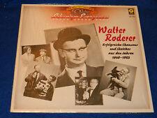 vintage SEALED LP WALTER RODERER Erfolgreiche Chansons Und Sketches 1950-1983