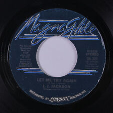 J.J. JACKSON: Let Me Try Again / When Love Meets Love 45 (Modern Soul Disco)