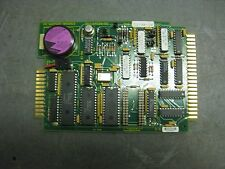 GIDDINGS AND LEWIS 501-04026-00 502-03195-08 PC support module board