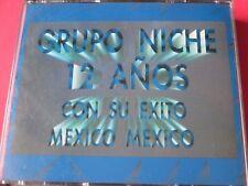 Grupo Niche 12 Años con su Exito Mexico Mexico ( CD's 2) Sony Tropical