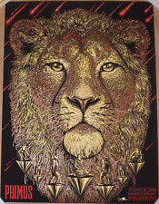 Primus Saint Louis Mo 2016 Print Poster Signed Todd Slater #d/ 250 St Low Number