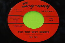 Hear Rare Soul 45: GI GI ~ Little Bit Of Lovin' ~ Seg-way 1010