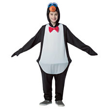 Kids Penguin Hoopster 7-10 Medium Costume