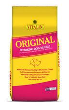 More details for vitalin original dry dog food - 15kg
