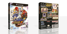 Sonic Adventure 2 Battle Replacement Game Cube Case + Box Art Work No Game