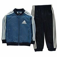 adidas Kids Boys 3S PolySuit Infant Poly Tracksuit