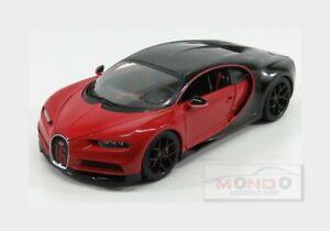 Bugatti Chiron Sport #16 2016 Red Black BURAGO 1:18 BU11044R