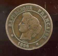 5 centimes CERES 1896 A   faisceau  (5)