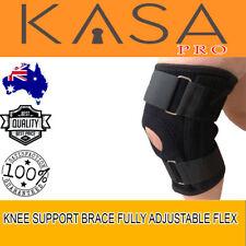 Next Gen Series Ii Full Knee Support Brace Fully Adjustable Flex Sport Excercise