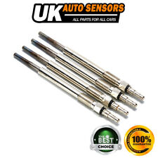 4X FOR AUDI A6 2.0 (2005-08) DIESEL HEATER GLOW PLUGS (BRE,BRF,BVG ENGINE CODE)