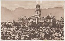 (LK217) 1940 GB postcard Cape town (A)