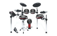 Alesis Crimson II Kit Electronic Digital Drum 9-piece Mesh-Head Drums Set