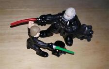 Star Wars Galactic Heroes Luke Skywalker vs Darth Vader w/ Removable Helmet Mask