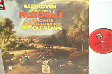 QUADRA*BEETHOVEN/SYMPH 6*R.KEMPE*ELECTROLA GERMANY *NM