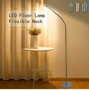 DWD® 54 LED SMD Floor Lamp with Touch Function 3 light Modes Reading/Work Lamp