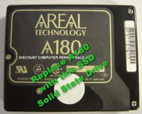 "SSD AREAL A180 2.5"" IDE Drive Replace with this SSD 1GB 2.5"" 44 PIN IDE Card"