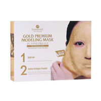 [SHANGPREE] Gold Premium Modeling Mask 1Pack (5ea) (AU)