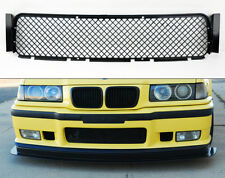 BMW M3 3 Series E36 Front Lower Black Mesh Bumper Grill Direct Replacement