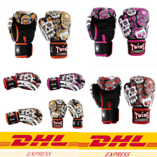 Twins Special FBGVL3-53 Fancy Boxing MuayThai gloves + DHL Express 3-5 Day