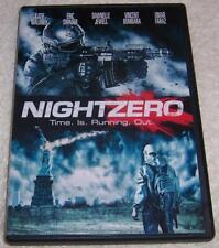 Night Zero DVD Katie Maloney Eric Swader Dawnelle Jewell