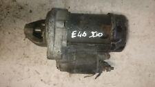 BMW e46 m54 330ci convertible starter motor breaking 330 325 323 320 coupe m52