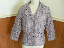 Nylon Evening, Occasion Button Down Shirt Hand-wash Only Tops & Blouses for Women