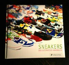 """Unorthodox Styles """"Sneakers - Das ultimative Handbuch"""" geb.Ausgabe Prestel 2005"""