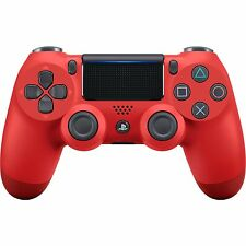 Sony DUALSHOCK 4 Wireless Controller v2, Gamepad, rot