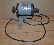 Vintage Delta Rockwell 3/4 hp 3450 rpm table saw motor model 62-253 woodworking