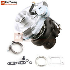 T04E T3/T4 AR.63 57 TRIM ANTI-SURGE V-BAND TURBO CHARGER + INTERNAL WASTEGATE