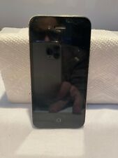 Apple iPhone 4s - ?GB - Black (Unlocked) A1387 (CDMA + GSM) Cracked Back