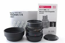 MAMIYA SEKOR SF C 150mm F/4 Lens For RB67 S SD from JAPAN [EXCELLENT+++] k1694