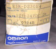 New Omron Photoelectric Sensor (#E3R-DS30E4)
