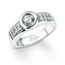 s.Oliver Ring Silber 925 So827/01-04 52
