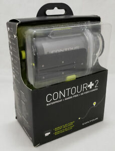 Contour Plus 2 Sport Helmet Wide Angle Camera HD 1080p NEW Contour+2 strap mount