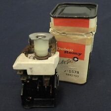 NOS 74-75 Impala Caprice 72-75 Nova 73-77 Vega Headlight Switch D1578 GM 1995155