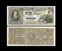 Brésil -  2x 500 Mil Reis - Edition 1888 Dom Pedro II - Reproduction - 41