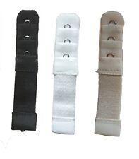 3 rallonges extension soutien gorge extensible 1 crochet - 2 cm x 8 à 10 cm